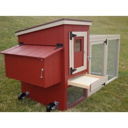 EZ-Fit Chicken Coop - Miniature (ez_chickencoopmini)