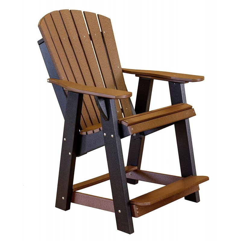 Little Cottage Co. Heritage High Adirondack Chair (LCC-119)