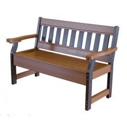 "Little Cottage Co. 56"" Heritage Garden Bench (LCC-124)"