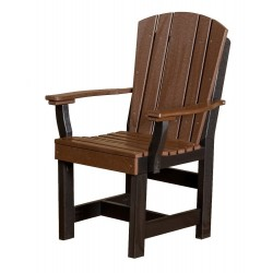 Little Cottage Co. Heritage Dining Chair with Armrest (LCC-154)