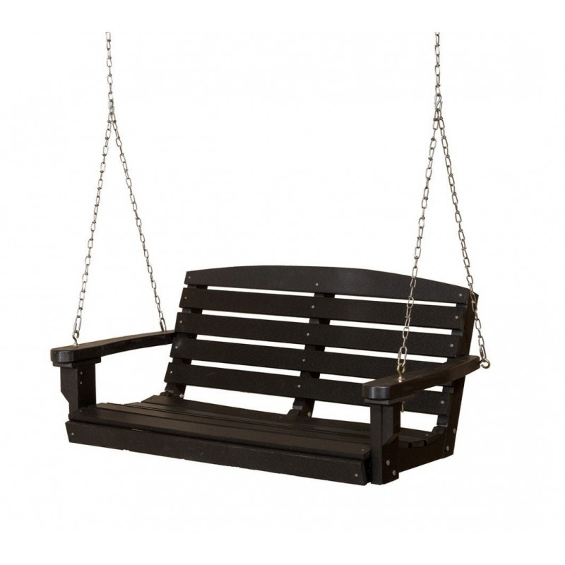 "Little Cottage Co. Classic 49"" Porch Swing (LCC-202)"