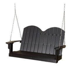 "Little Cottage Co. Classic Savanna 52"" Porch Swing (LCC-203)"