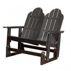 Little Cottage Co. Classic Adirondack Double Glider (LCC-208)