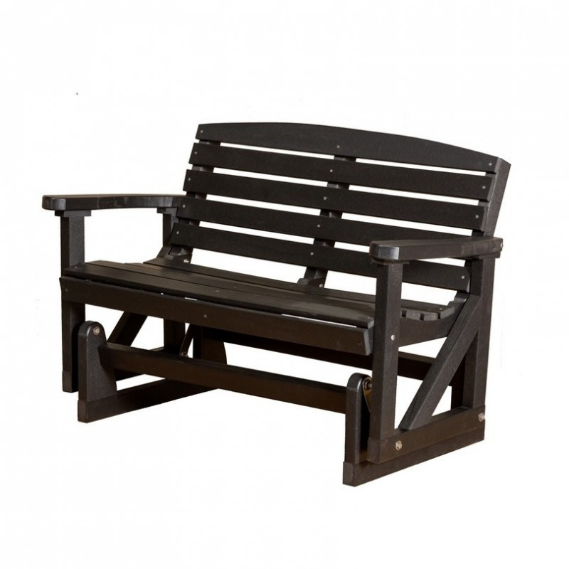 "Little Cottage Classic 49"" Bench Glider (LCC-209)"