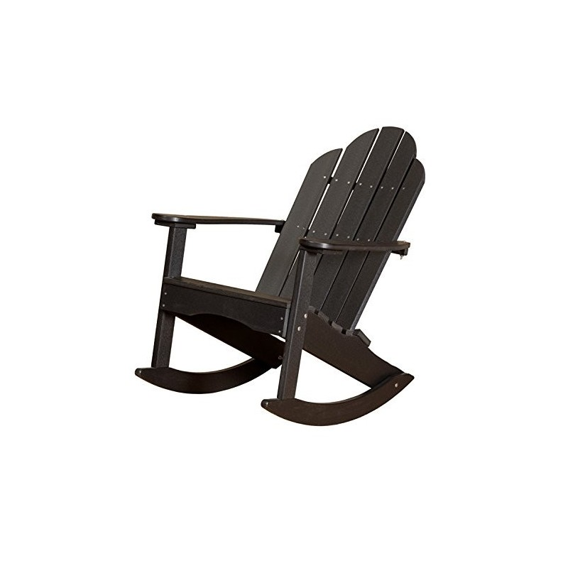 Little Cottage Co. Classic Adirondack Rocker Chair (LCC-215)