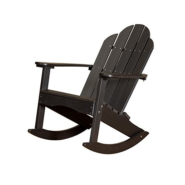 cottage co classic adirondack rocker chair lcc 215
