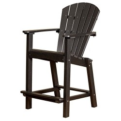 "Little Cottage Co. Classic 30"" High Dining Chair (LCC-250)"