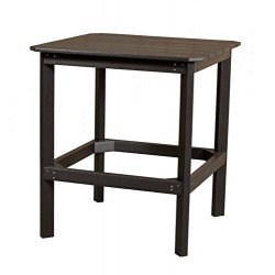 """Little Cottage Co. Classic High 34"""" sq. Patio Dining Table (LCC-289)"""