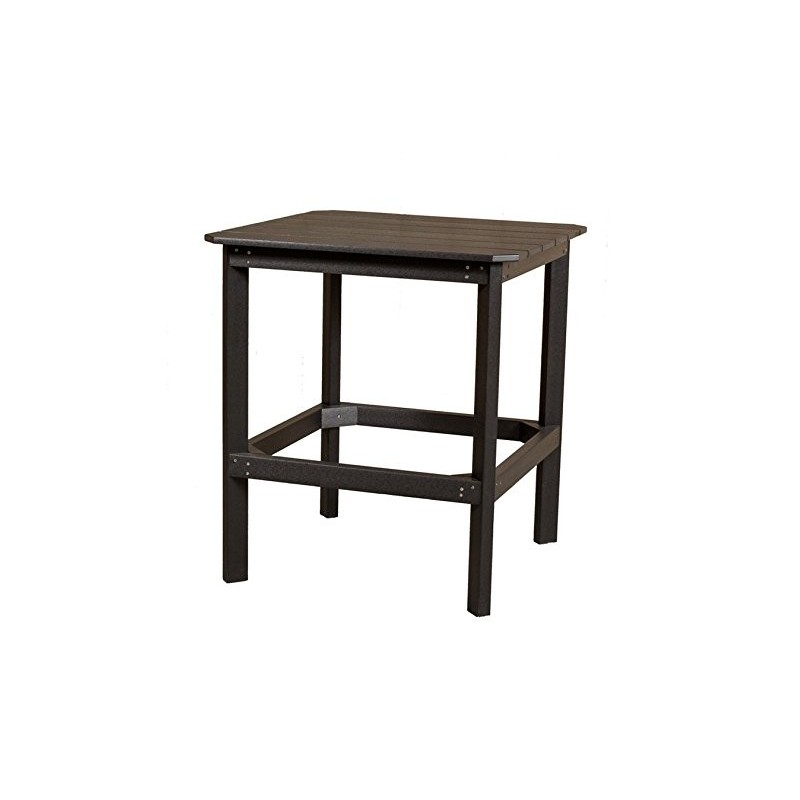 "Little Cottage Co.  Classic High 34"" sq. Patio Dining Table (LCC-289)"