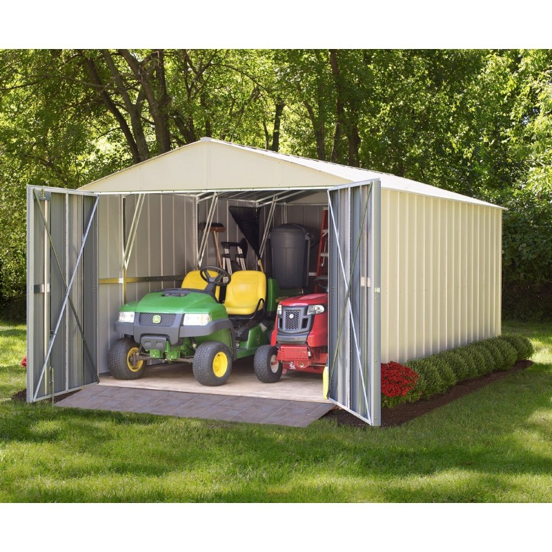 Arrow 10x15 Commander Storage Building Kit (CHD1015)