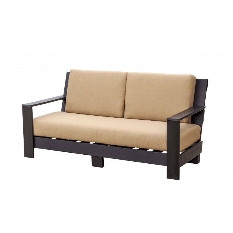 Little Cottage Co. Contemporary Deep Seat Patio Sofa (LCC-305)