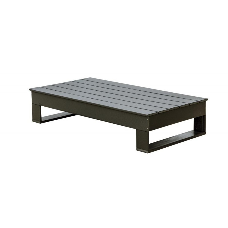 Little Cottage Co. Contemporary 35 x 66 Patio Coffee Table (LCC-309)
