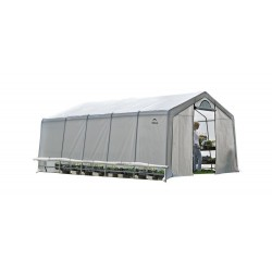 ShelterLogic, 12 ft. x 20 ft. x 8 ft GrowIt Greenhouse-In-A-Box (model 70684)