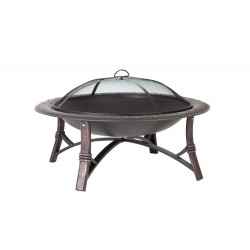 Fire Sense Copper Rail Fire Pit (60859)