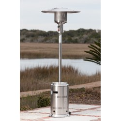 Fire Sense Stainless Steel Commercial Patio Heater (01775)