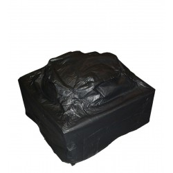 Fire Sense Outdoor Square Fire Pit Vinyl Cover (02056)