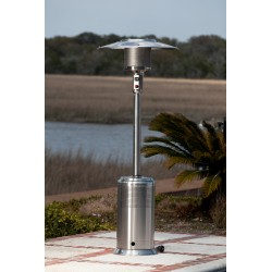 Fire Sense Stainless Steel Pro Series Patio Heater (61436)
