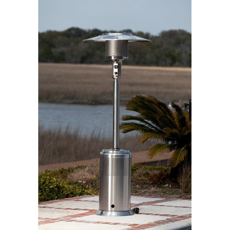 Fire Sense Stainless Steel Pro Series Patio Heater (61436)