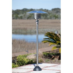 Fire Sense Stainless Steel Natural Gas Patio Heater (61445)