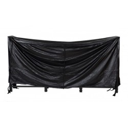 Fire Sense 8ft Firewood Rack Cover (62228)