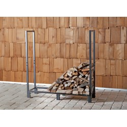 Fire Sense 4ft Firewood Rack (62225)