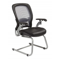 Space Seating Professional AirGrid Back Visitors Chair (3685)