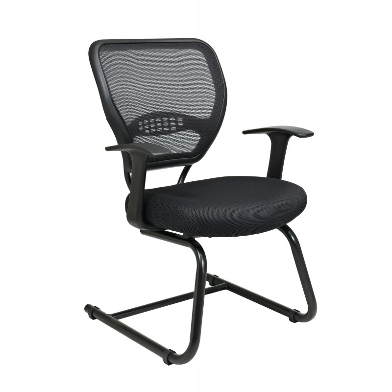 Space Seating Professional AirGrid Back Visitors Chair (5505)