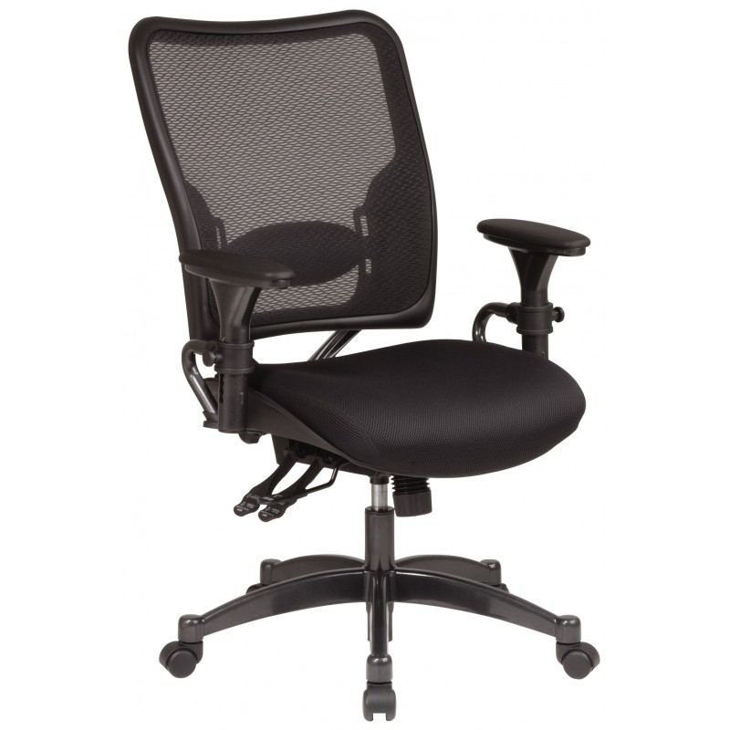 Space Seating Professional Dual Function Ergonomic AirGrid Chair (6806)