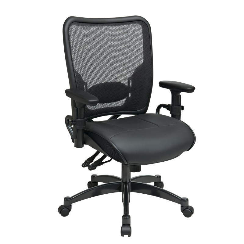 Space Seating Professional Dual Function Ergonomic AirGrid Chair (6876)