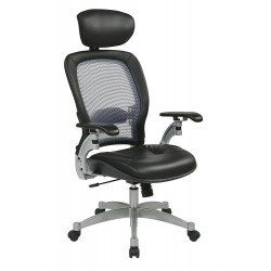 Space Seating Professional Light AirGrid Back Chair (36806)