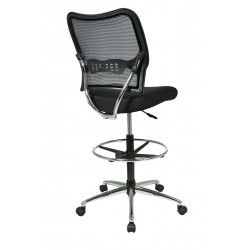 Space Seating Deluxe AirGrid Back Drafting Chair (13-37P500D)
