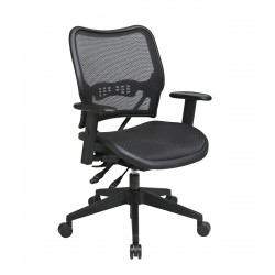 Space Seating Deluxe Chair with AirGrid Seat and Back (13-77N9WA)