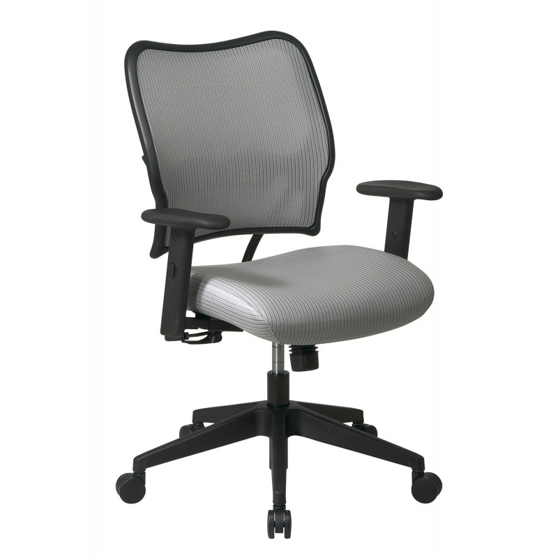 Space Seating Deluxe Chair with Shadow VeraFlex Back and VeraFlex Fabric Seat (13-V22N1WA)