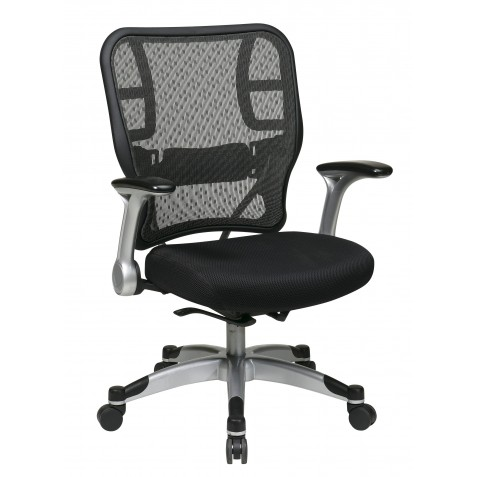 Space Seating Deluxe R2 SpaceGrid Back Chair (215-3R2C62R5)