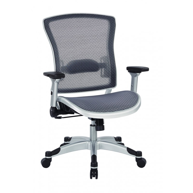 Space Seating Executive Breathable Mesh Back Chair (317-66C61F6)