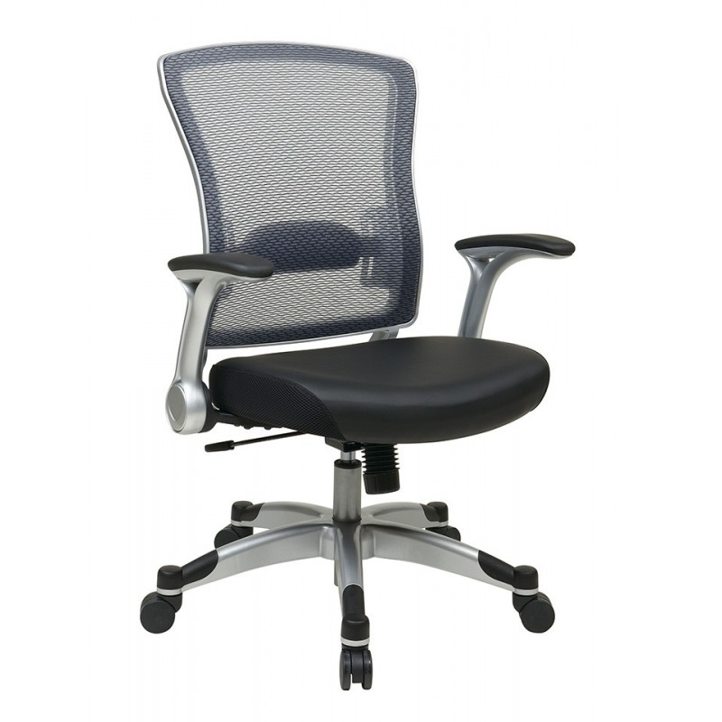 Space Seating Professional Light AirGrid Back Chair (317-ME36C61F6)
