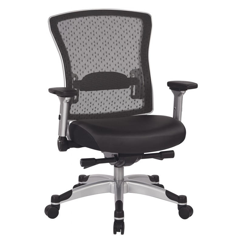Space Seating Executive Breathable Mesh Back Chair (317-ME3R2C6KF6)