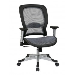 Space Seating Professional Light Air Grid Back and Seat Chair (327-66C61F6)