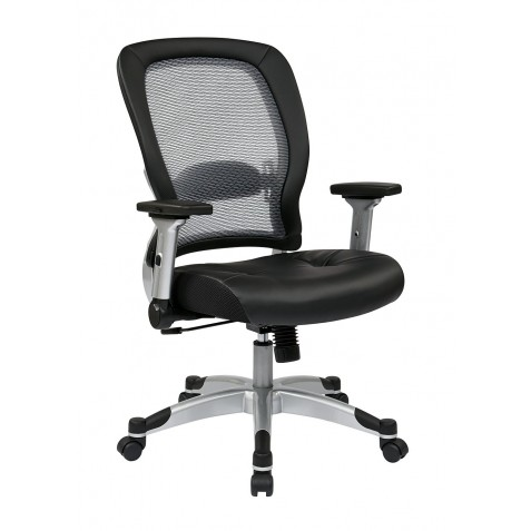 Space Seating Professional Light Air Grid Back Chair (327-E36C61F6)