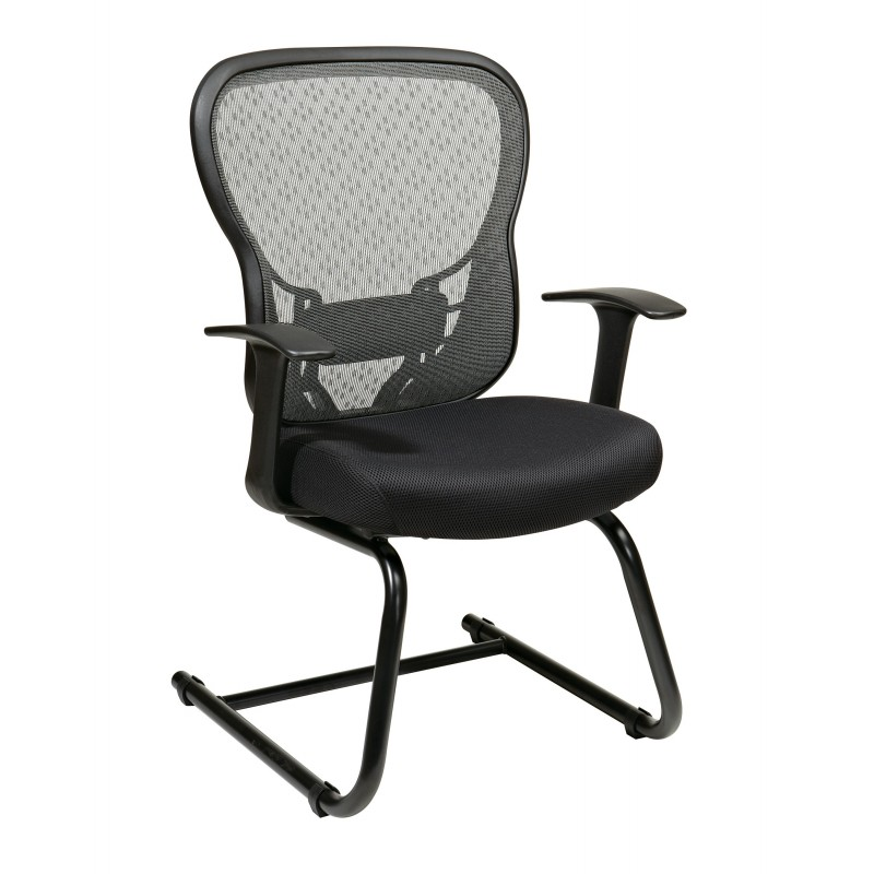 Space Seating Deluxe R2 SpaceGrid Back Visitors Chair (529-3R2V30)