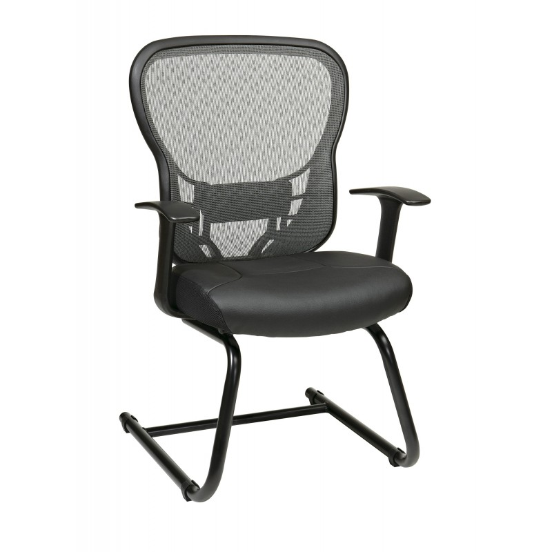 Space Seating Deluxe R2 SpaceGrid Back Visitors Chair (529-E3R2V30)