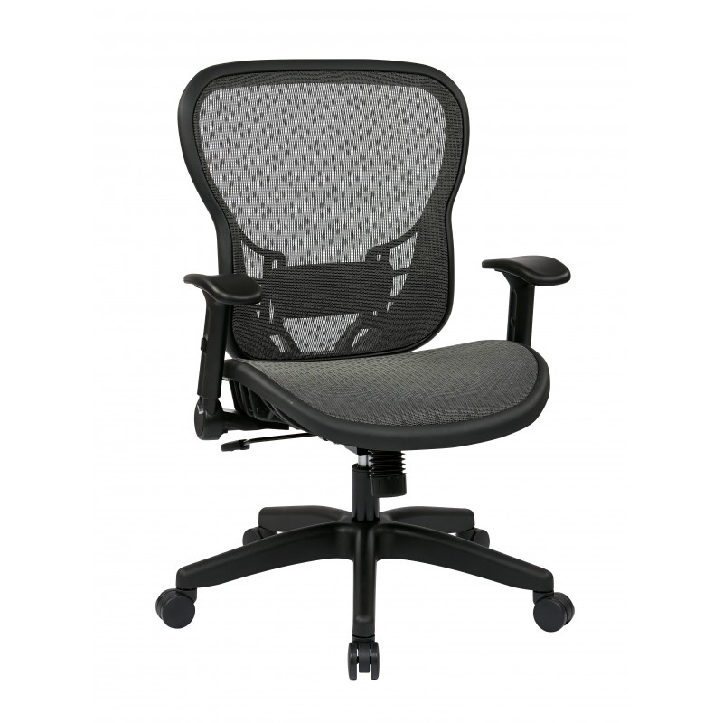 Space Seating Deluxe R2 SpaceGrid Back Chair (529-R22N1F2)