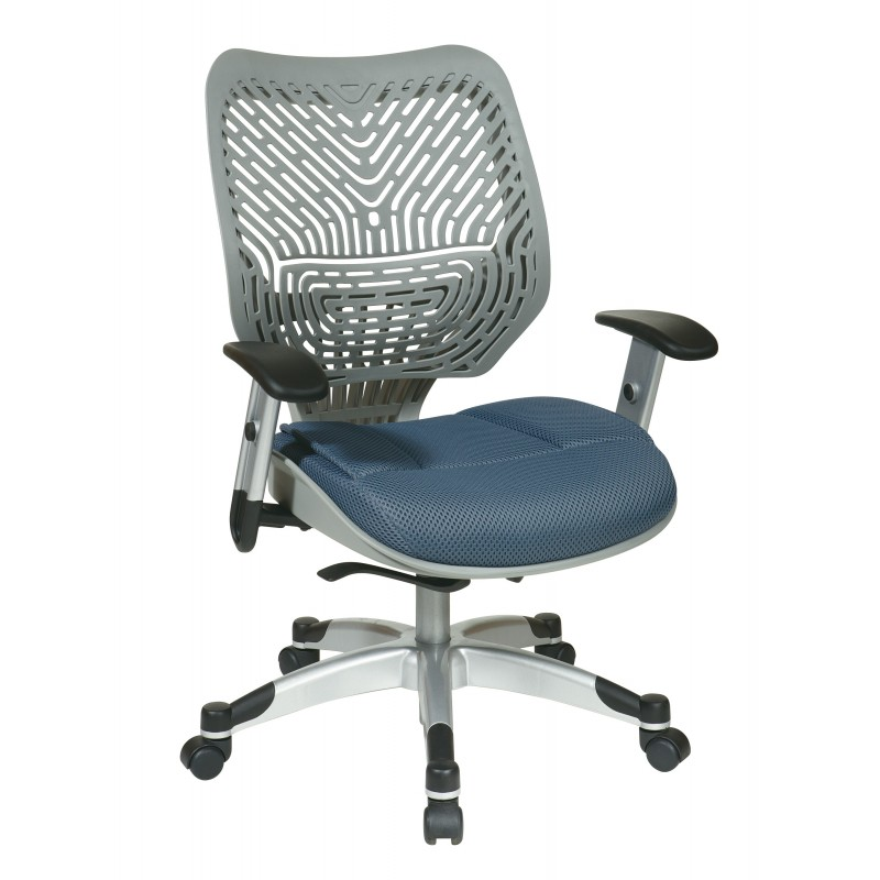 Space Seating Unique Self Adjusting Fog SpaceFlex Back Managers Chair (86-M74C625R)