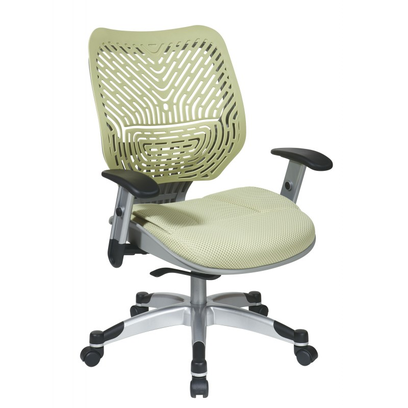 Space Seating Unique Self Adjusting Kiwi SpaceFlex Back Managers Chair (86-M66C625R)