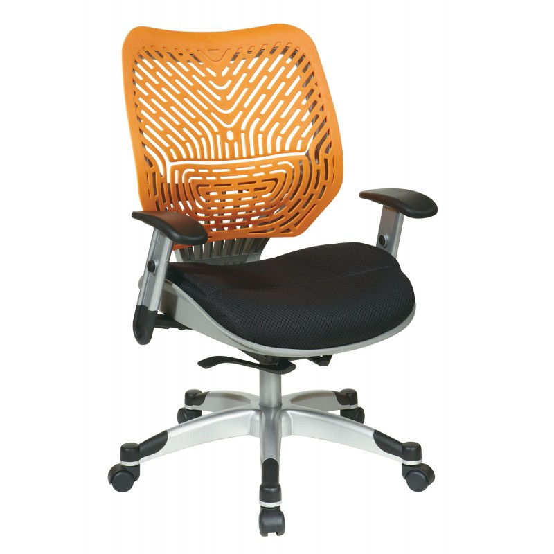 Space Seating Unique Self Adjusting Tang SpaceFlex® Back Managers Chair (86-M35C625R)