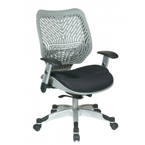 Space Seating Unique Self Adjusting SpaceFlex Fog Back Managers Chair (86-M34C625R)