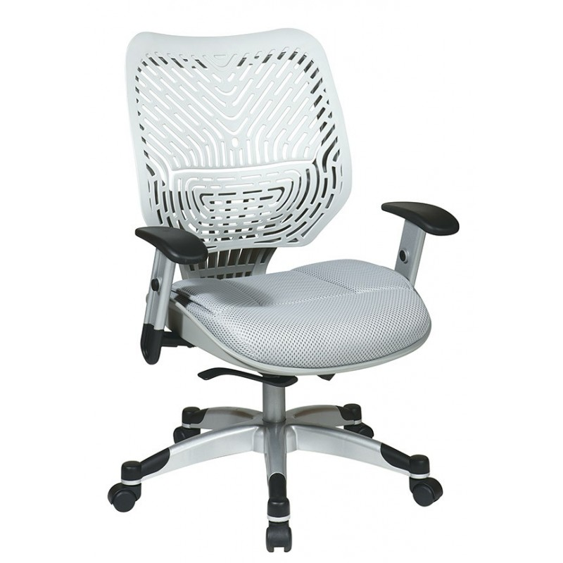 Space Seating Unique Self Adjusting Ice SpaceFlex Back Managers Chair (86-M22C625R)