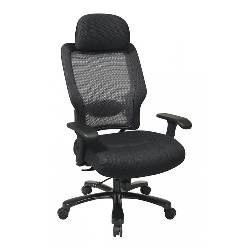Space Seating Big and Tall Professional AirGrid Chair (63-37A773HM)