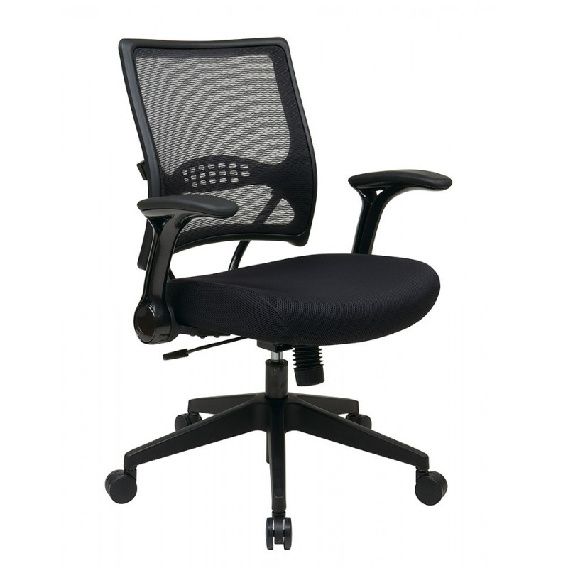 Space Seating Professional AirGrid Managers Chair (67-37N1G5)