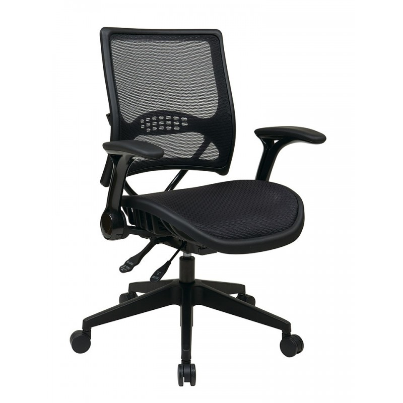 Space Seating Professional AirGrid Managers Chair (67-77N9G5)